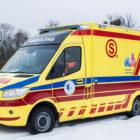 Nowoczesny ambulans sfinansowany z Funduszy Europejskich w WSPR w Bydgoszczy