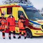 Nowy ambulans WSPR będzie nosił imię tragicznie zmarłego ratownika